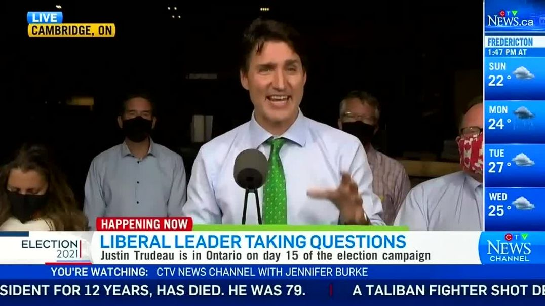 Trudeau Probably Fail Elections