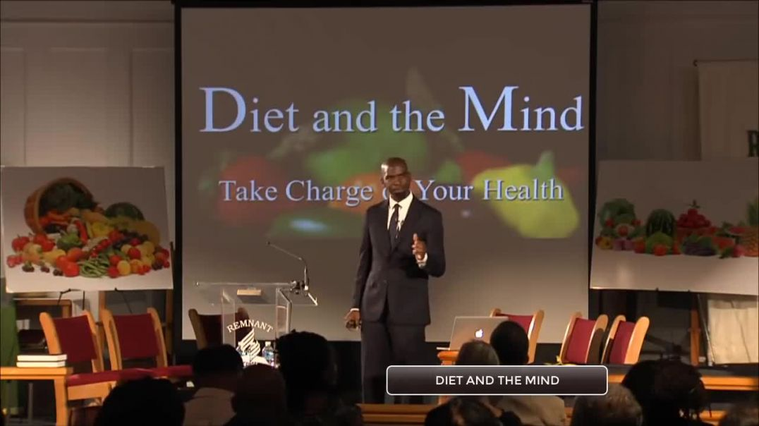 Diet and the Mind - A Message for a Sick and Dying World
