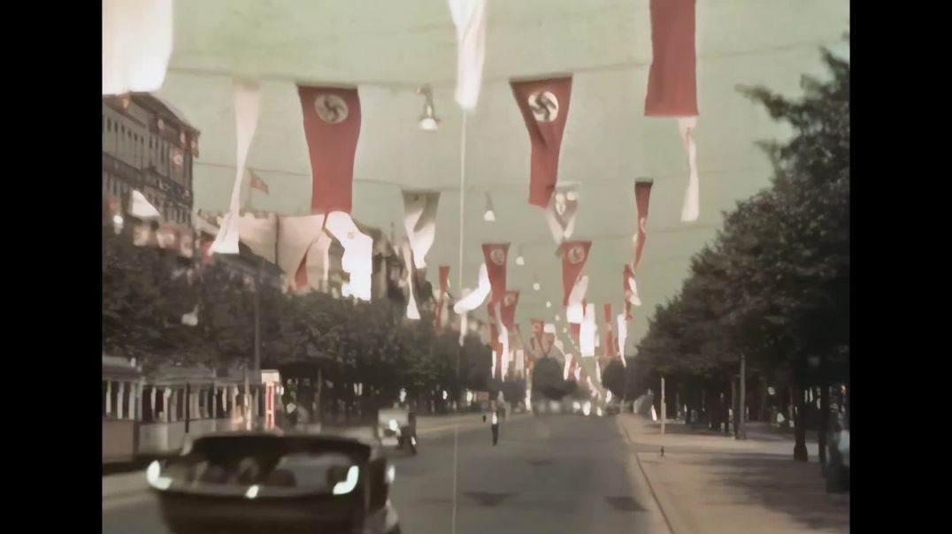 Berlin at the time of the Olympic Games in 1936 - 2021 = 1936 Germany or worse