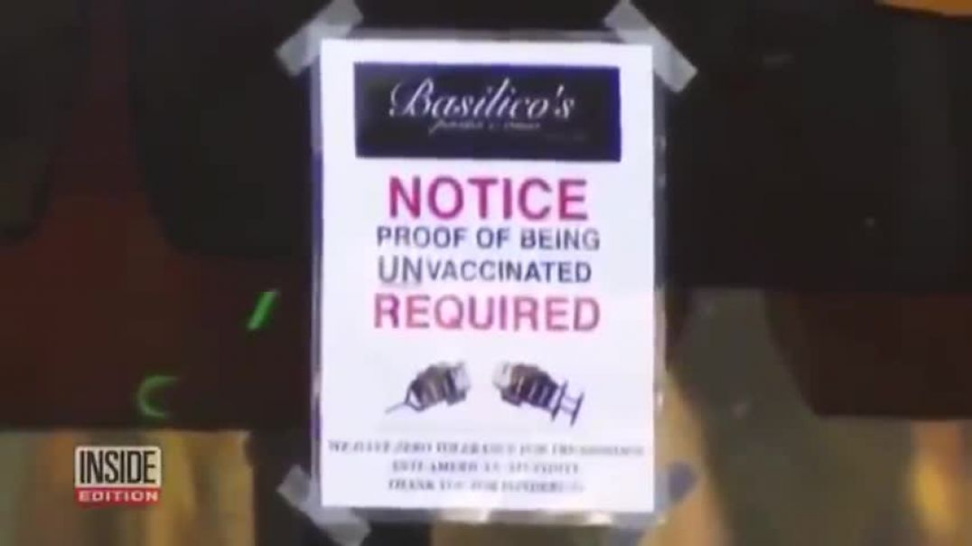 RESTAURANT OWNER BANS VACCINATED PEOPLE FROM HIS RESTAURANT - HIS BUSINESS IS BOOMING