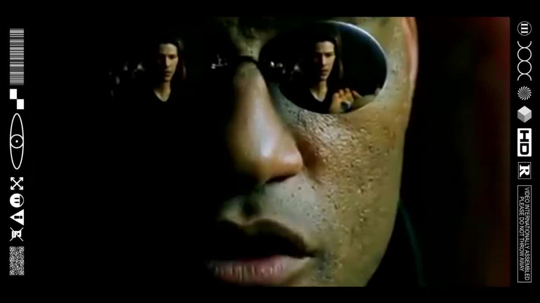 (EMB) FOOD FOR THOUGHT - ESCAPE FROM THE MATRIX! RED OR BLUE PILL? RABBIT HOLE (FILMCLIP FLASHBACK)