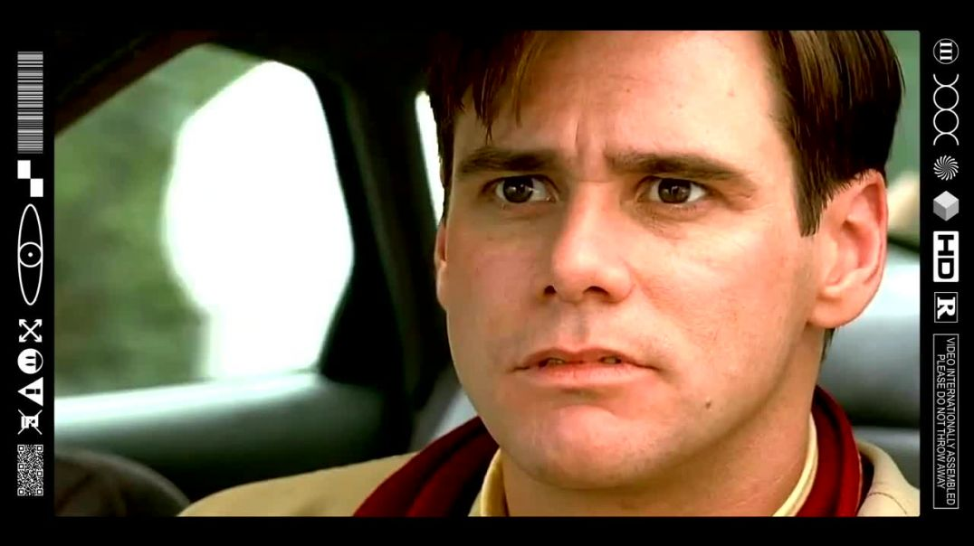 (EMB) FOOD FOR THOUGHT - THEY'RE LYING TO YOU - THE TRUMAN SHOW (FILMCLIP FLASHBACK)