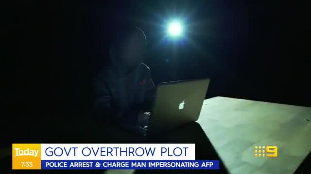 Plan to overthrow Australian government busted