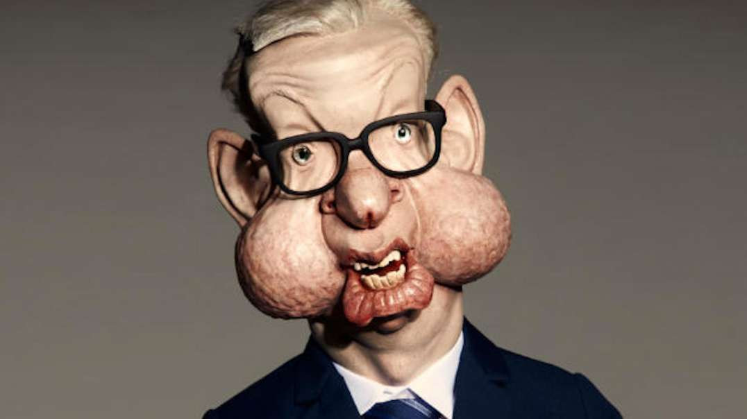 Evil Michael Gove says unvaccinated people are SELFISH