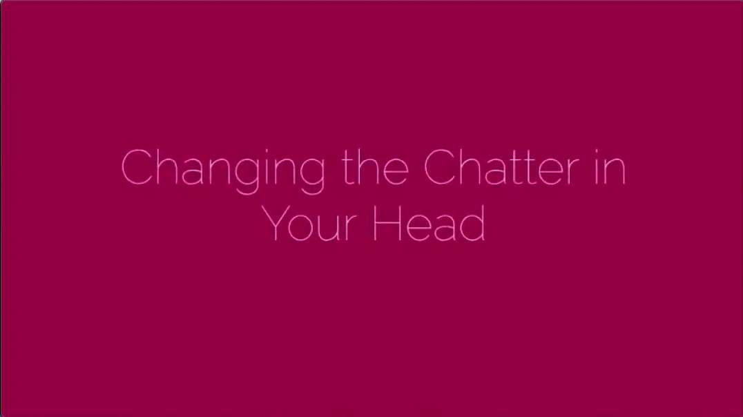 Dr. Pam Popper | Changing the Chatter in Your Head