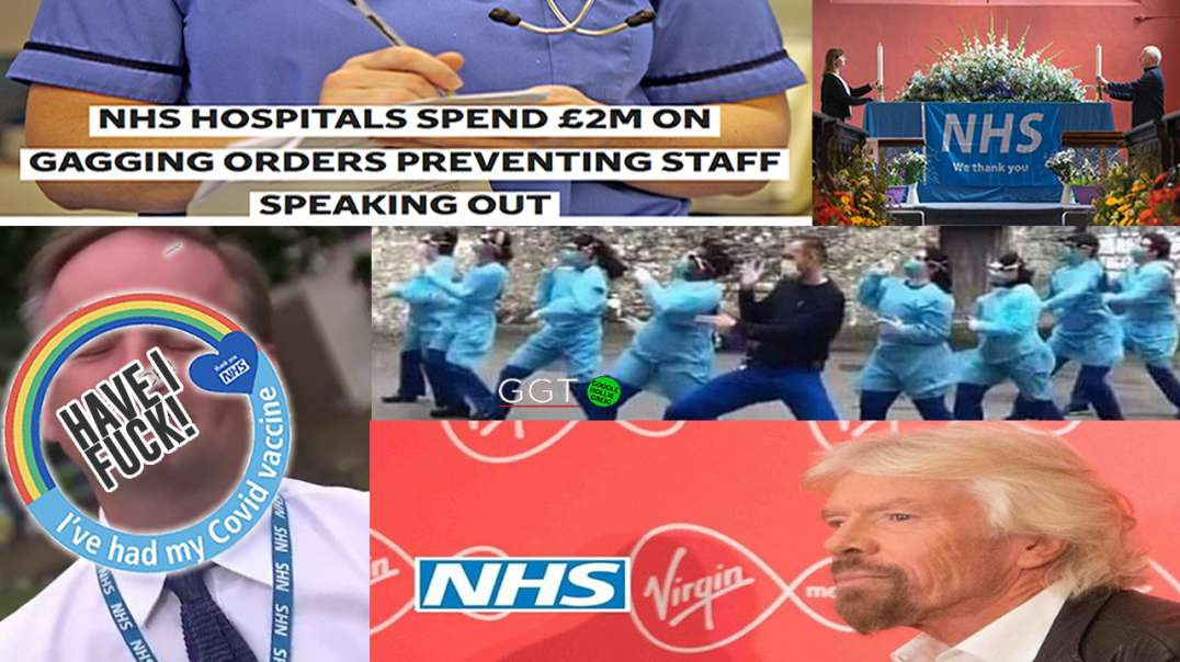The SHOCKING truths about NHS Care.