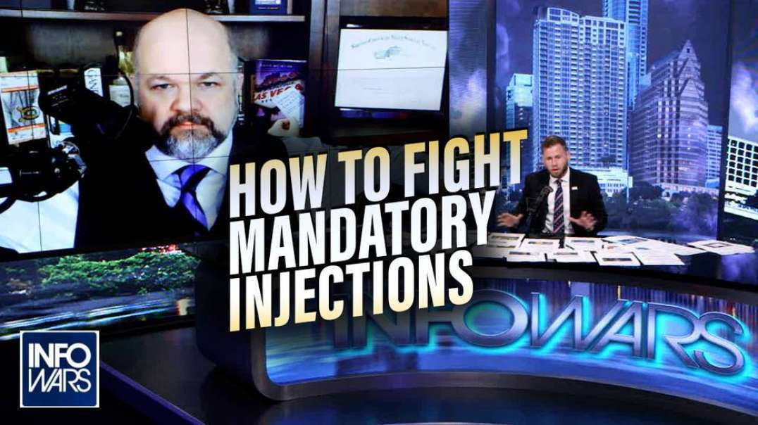 Learn How to Fight Mandatory Injections from Constitutional Attorney Robert Barnes