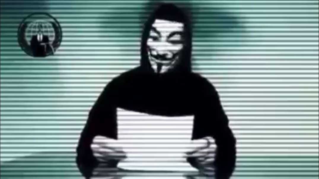 A Message From Anonymous To The People Of Australia: Your Country Is Under Attack