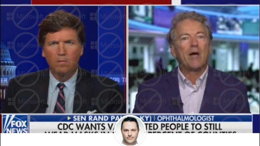 Rand Paul Obliterates Delta Hysteria with Hard Facts