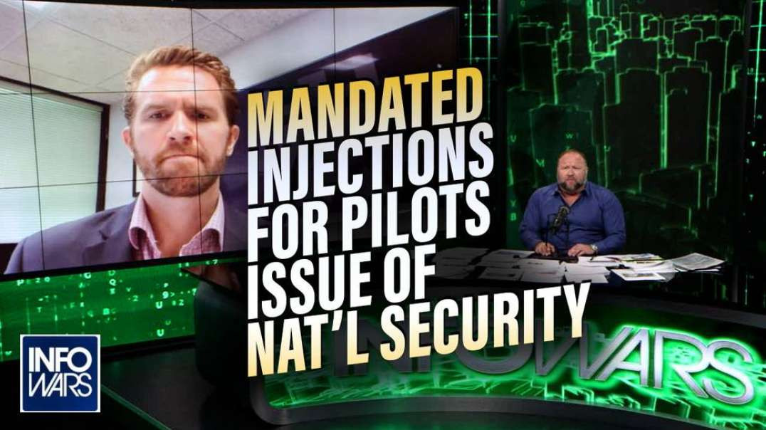 Lawsuit Filed: Mandated Injections for Pilots is an Issue of National Security