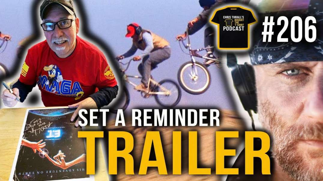 TRAILER   The BMX Boys From ET   Robert Cardoza   Chris Thrall's Bought The T-Shirt Podcast