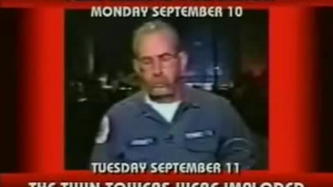 FEMA IN NYC ON 9-10-01_ A MONDAY - TO BE HONEST_ WE ARRIVED LATE MONDAY NIGHT SEPT THE 10 -