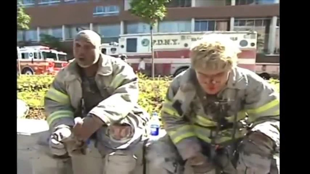 911 WITNESSES IT WAS AN EXPLOSION