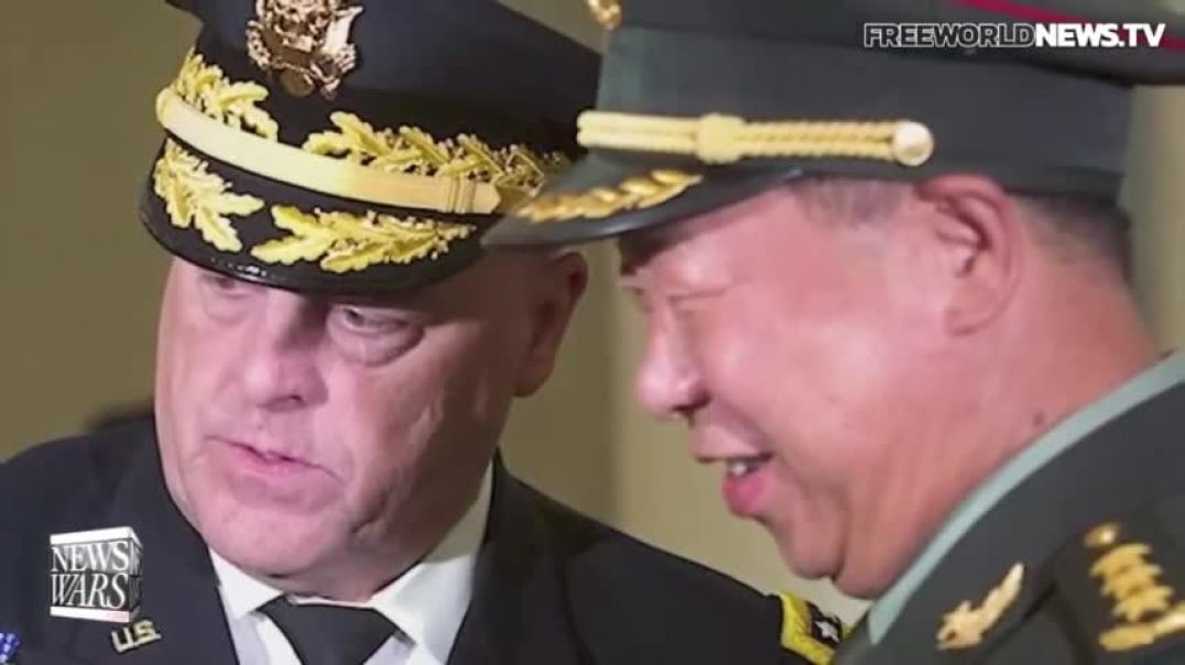 BREAKING: General Milley Committed More Than Just Treason, His Seizure of Nukes was a Military Coup