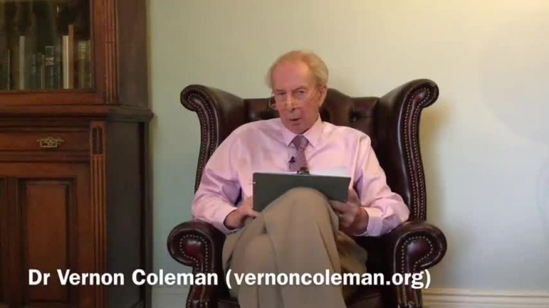 It Will Soon be too Late - For the Children Dr Vernon Coleman