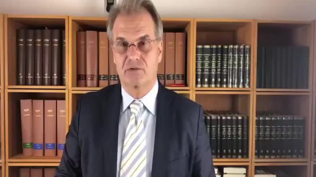 Updates From Reiner Fuellmich About The Ongoing Crimes Against Humanity - September 2021