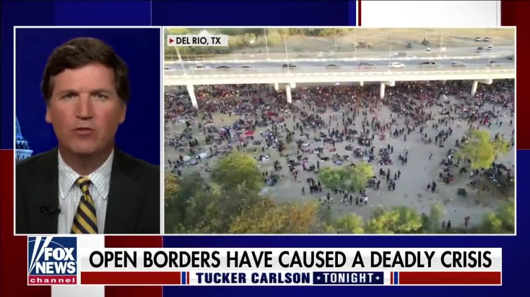 Tucker: This Biden policy means many more young Americans will die.