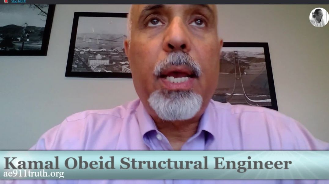 9/11 Truth and Evidence - Structural Engineer Kamal Obeid Speaks Out