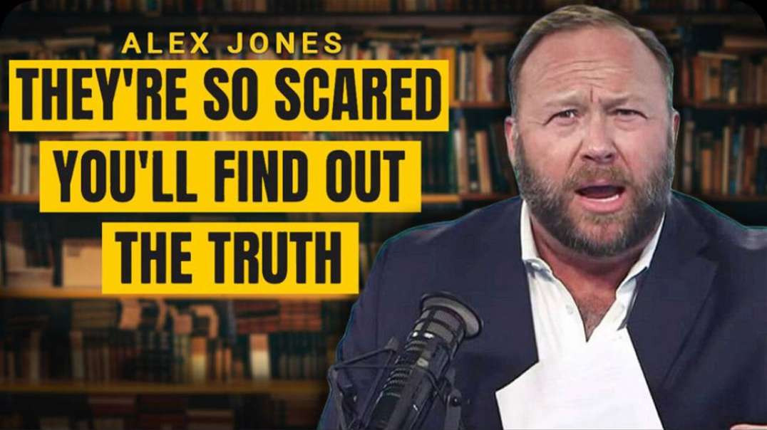 See the Powerful In-Depth Wide-Ranging Alex Jones Interview Censored by YouTube