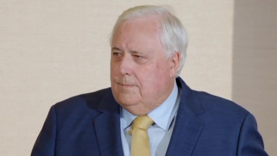 Billionair Clive Palmer Calls Out The Australian Governent