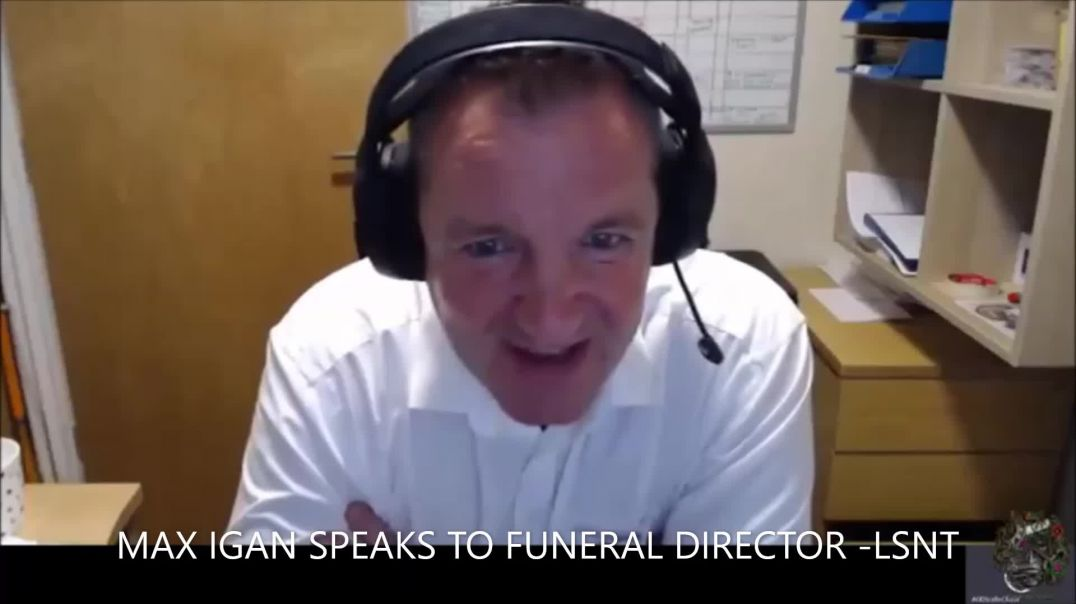 FUNERAL DIRECTOR SAYS BBC SET HIM UP AND HE WAS OFFERED 85K FROM RT