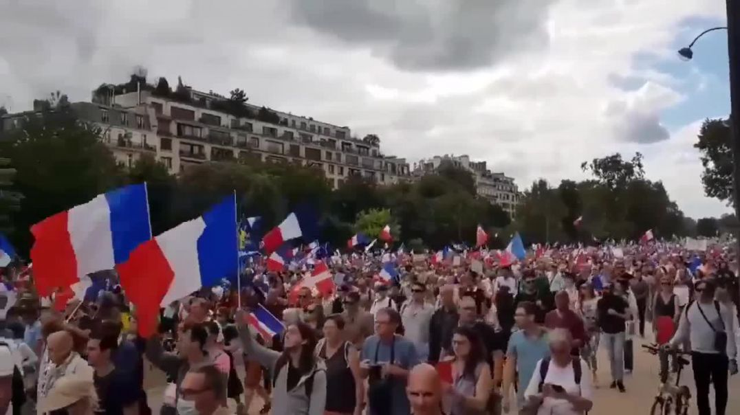 French Freedom march 11-9-21