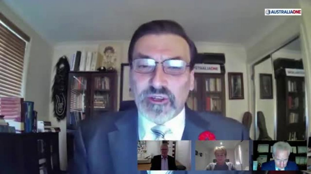 A MUST WATCH! RICCARDO BOSI INTERVIEWS DR. PETER MCCULOUGH & OTHER DR'S