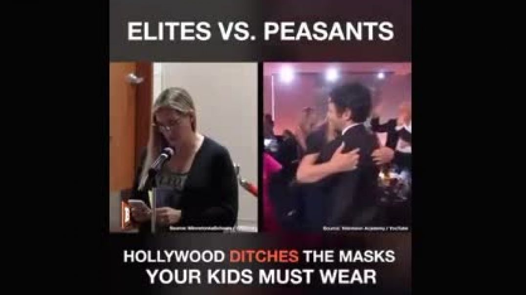 Let the Little Children Suffer, Says Hollywood Elite