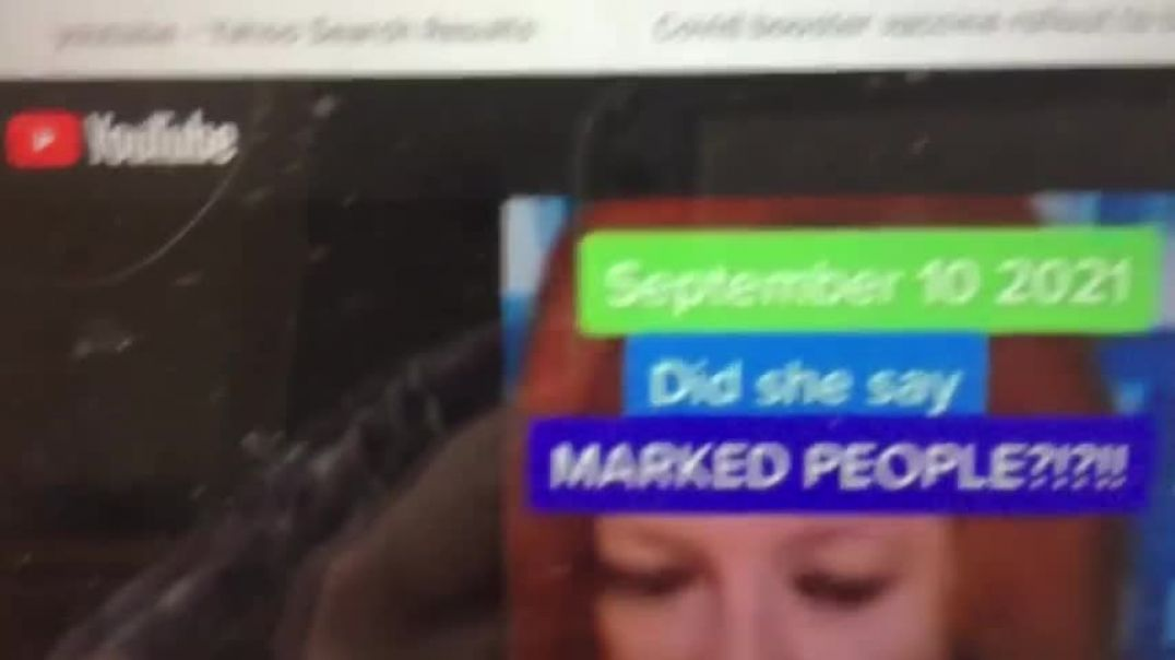 Marked People?!?!