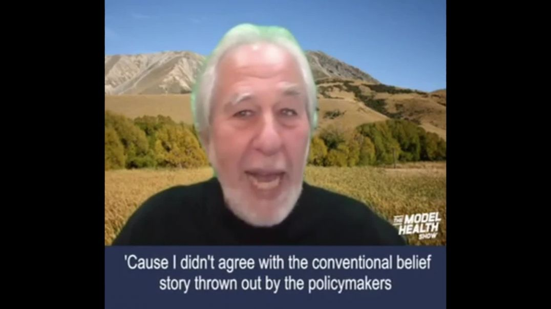 Bruce Lipton PhD, cell biologist and pioneer in epigenetics speaks on censorship of science