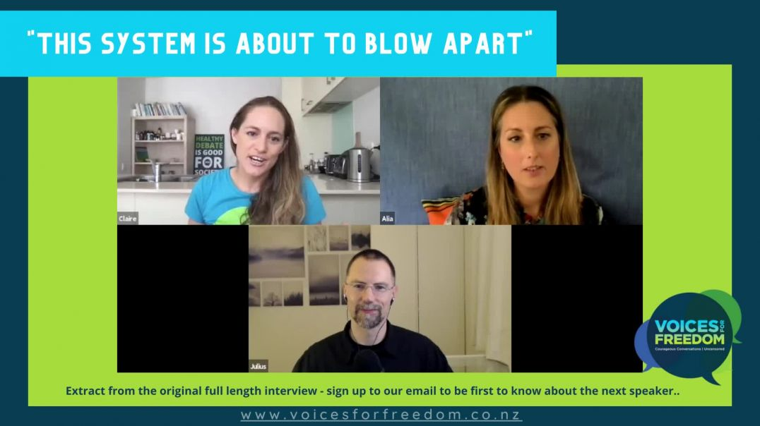 Julius Ruechel: This System Is About To Blow Apart