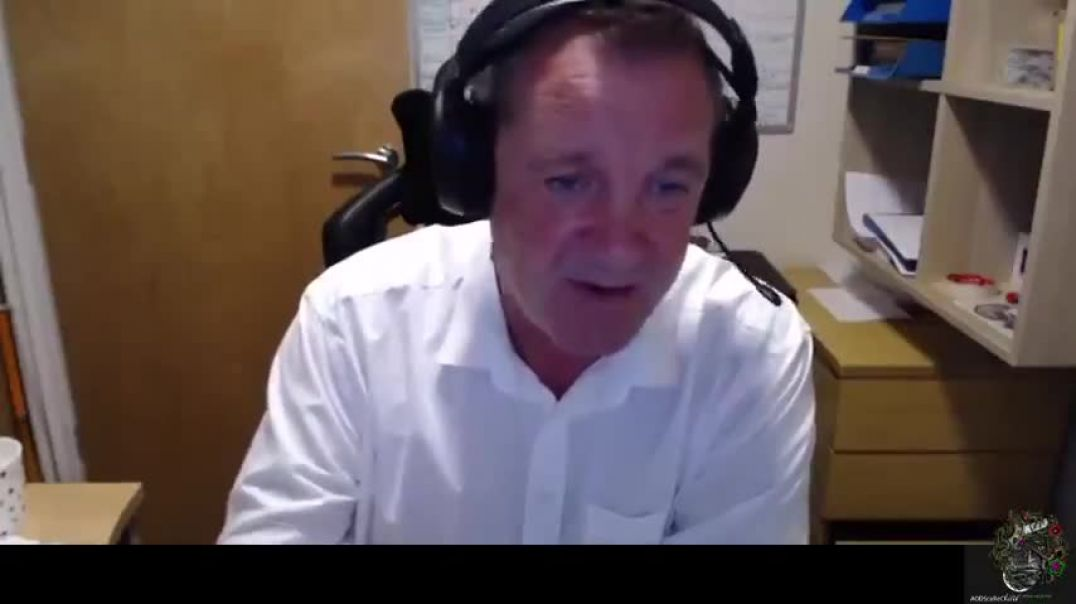 FUNERAL DIRECTOR JOHN O'LOONEY BLOWS THE WHISTLE ON COVID [2021-09-16] - MAX IGAN (VIDEO)