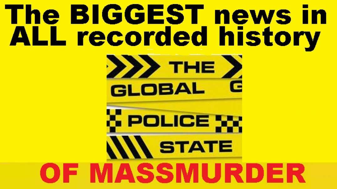 The BIGGEST news in ALL recorded history