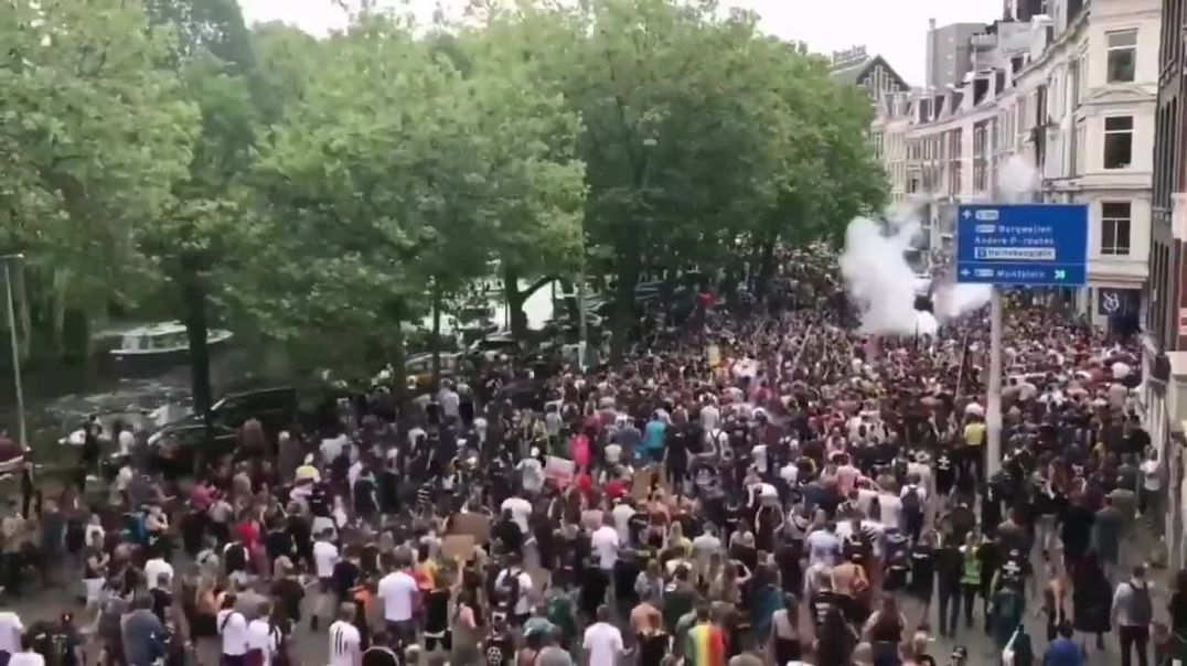Amsterdam at the moment.