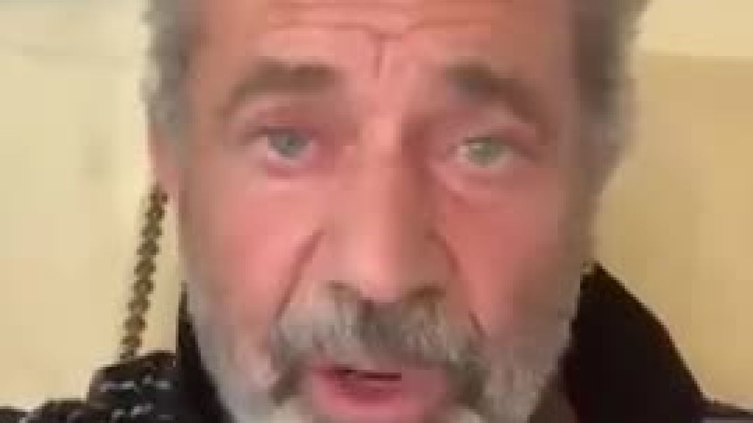 """""""A SYMPTOM OF A VERY DEEP SICKNESS THAT AFFECTS THE VATICAN."""" MEL GIBSON"""