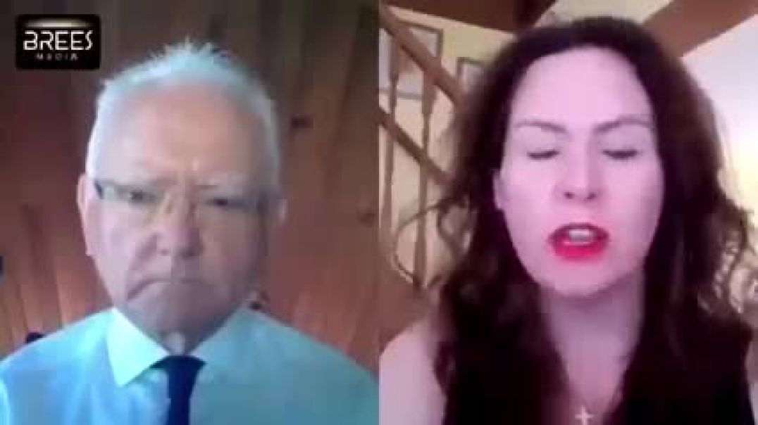Must watch! Interview Between Anna Breeze and Dr Roger Hodkinson On Dangers of The Covid Vaccine.