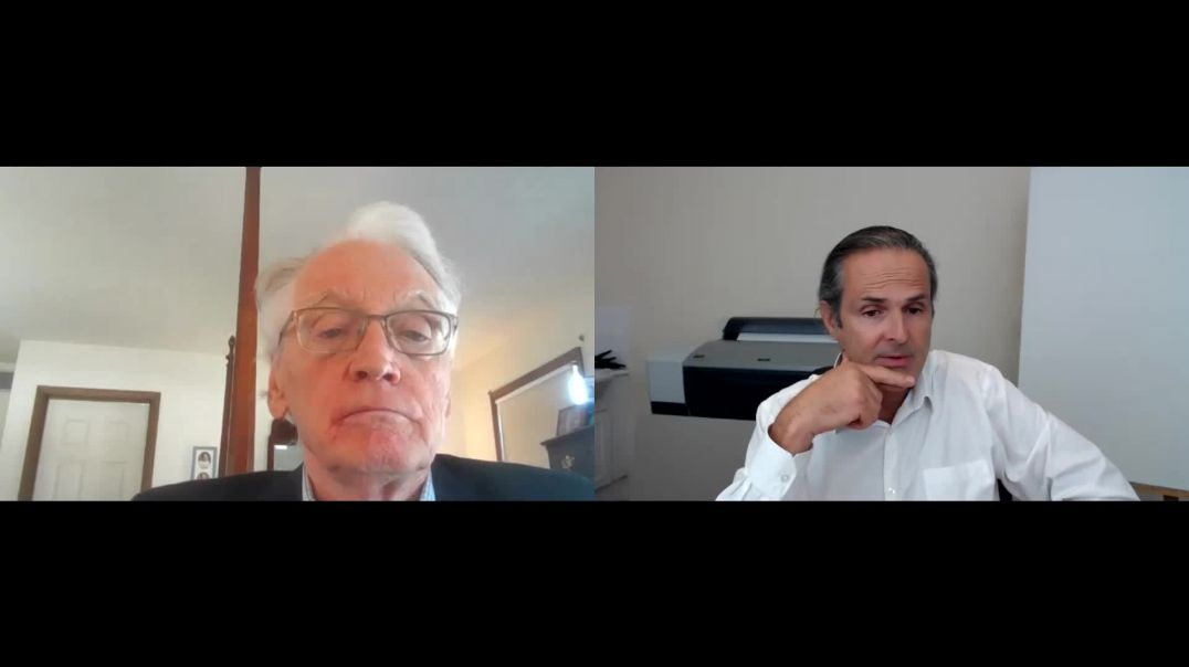 Prof. Francis Boyle Covid Vaccination Nuremberg Code Crimes Against Humanity Interview