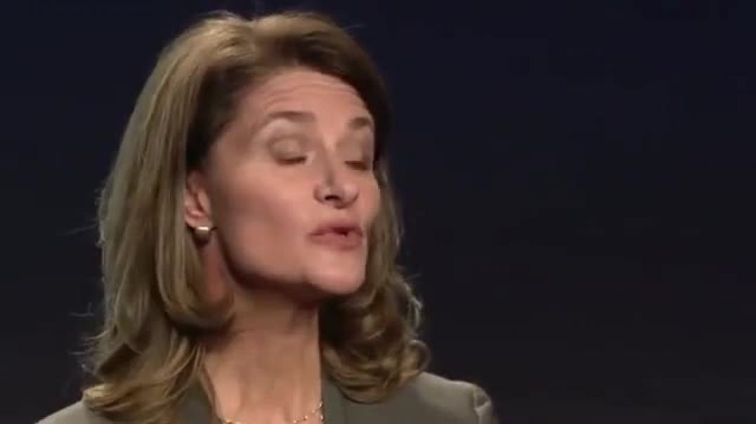 Melinda Gates says that her mom great uncle was a Jesuit priest! (April 7th 2012)