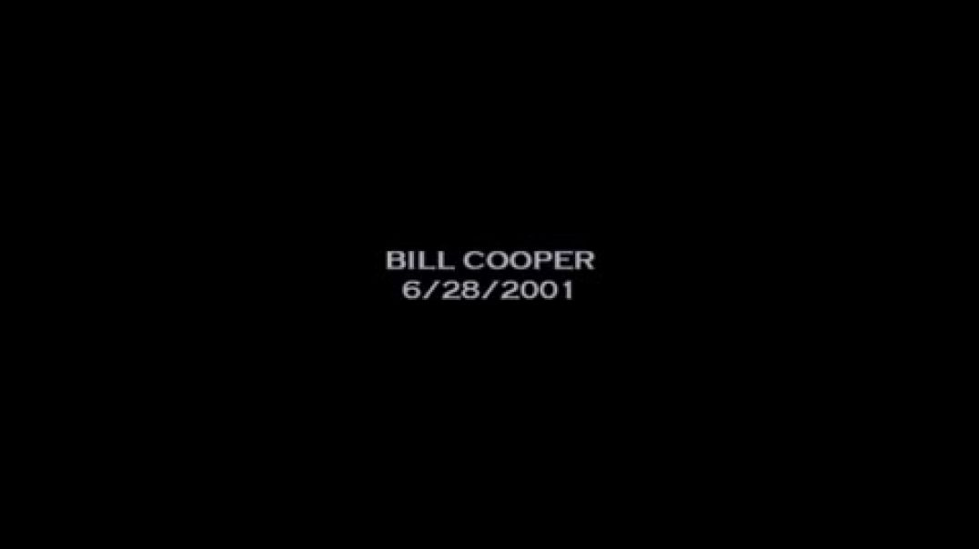 Radio Host Bill Cooper Predicts 9/11 - They Killed Him 2 Months Later