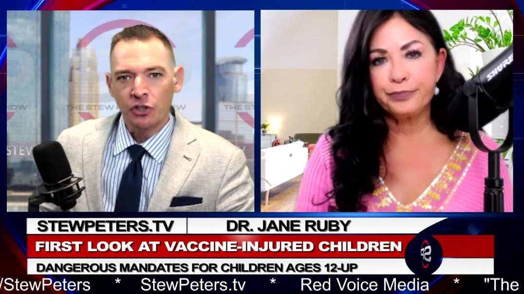 Child Jab Injuries - First Numbers Reported, Serious DANGER! -  Dr Jane Ruby