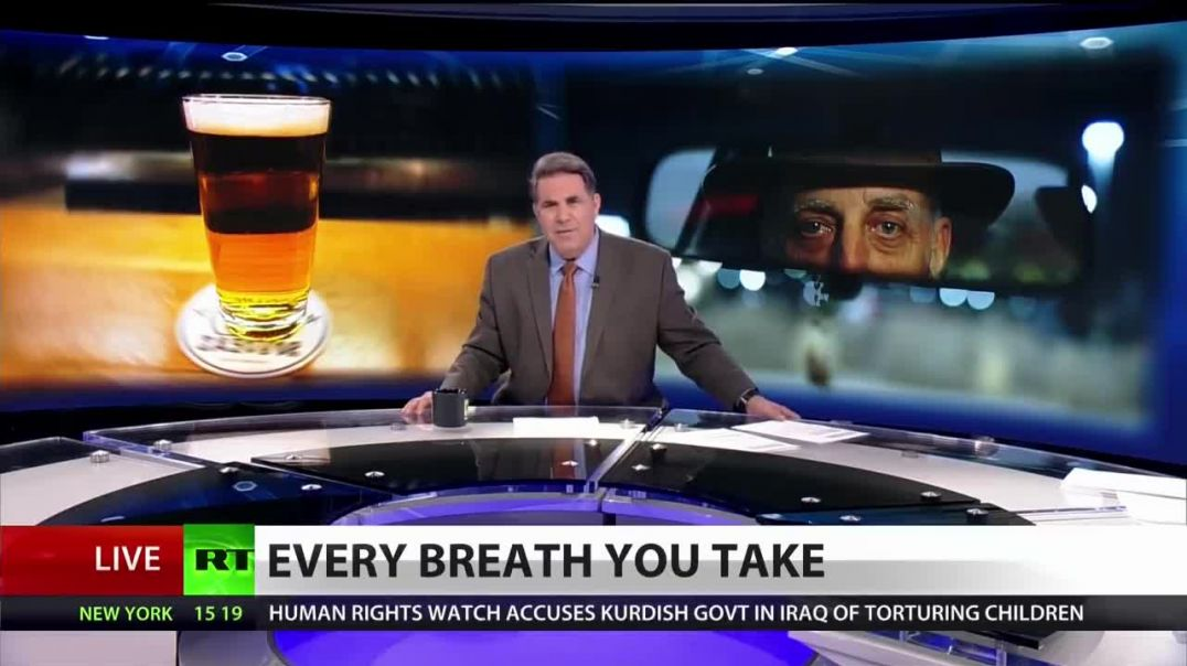 Police new law allows breathalyzer tests anywhere