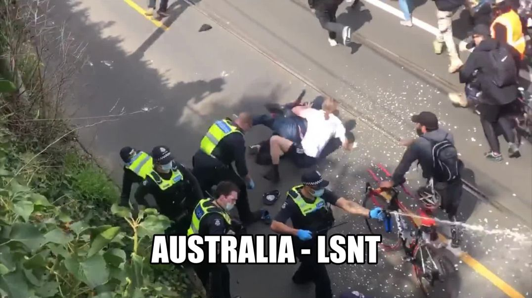 Chaos In Australia Martial Law Is Not WELCOME