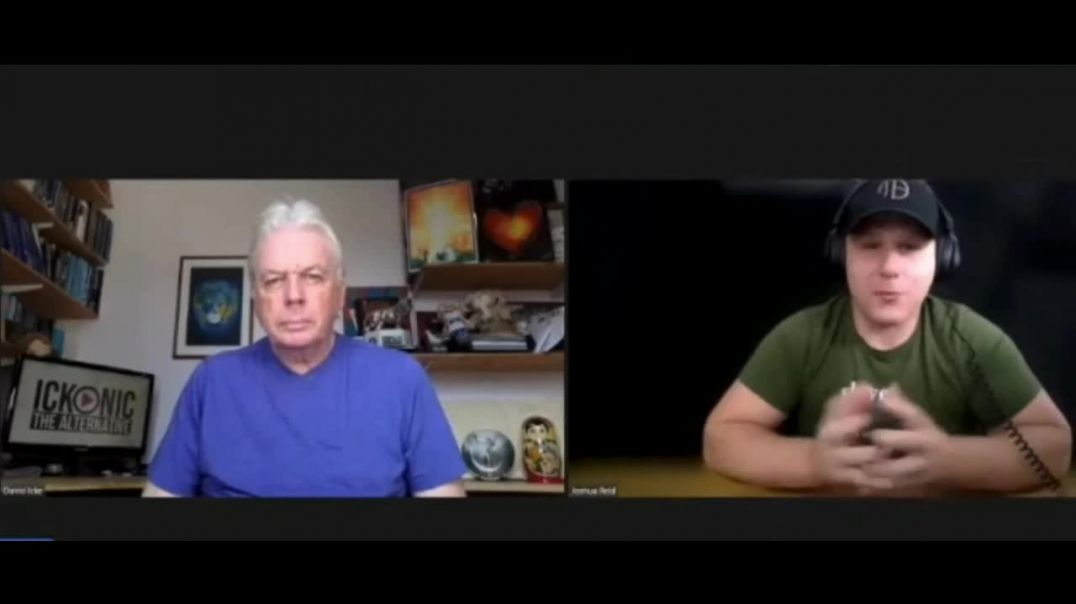 Conversations On The Fringe – With David Icke