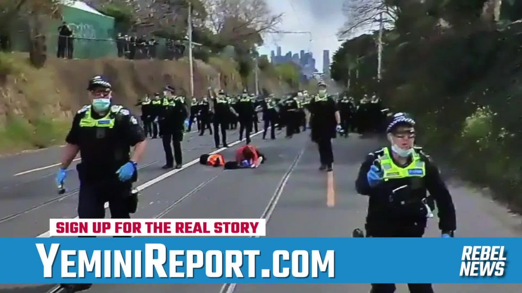 Police are NOT THE REAL VICTIMS of the horrific violence today