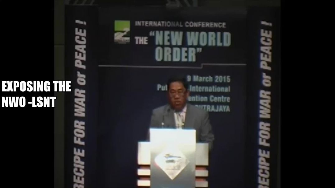For War or Peace NWO Conference 2015 With The Best Minds In The World Part 3