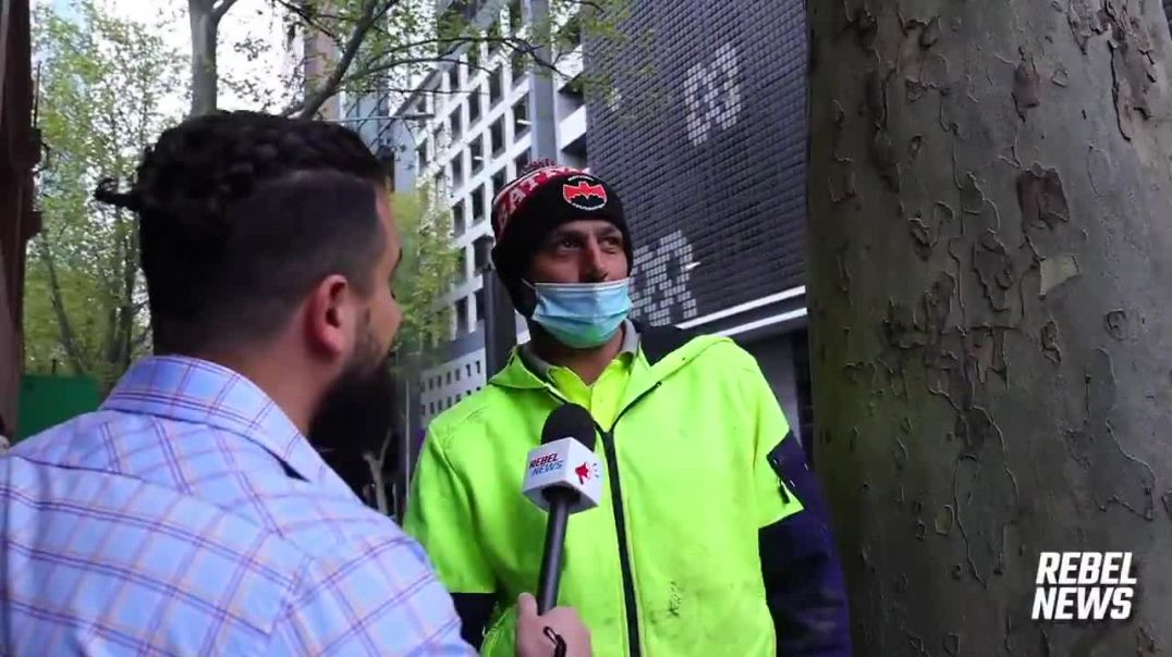 construction workers being profiled in Australia