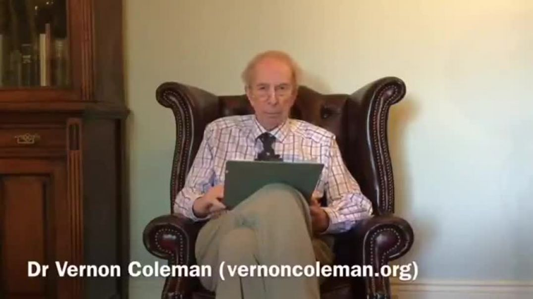 NOBODY IS COMING TO SAVE US! BY DR. VERNON COLEMAN