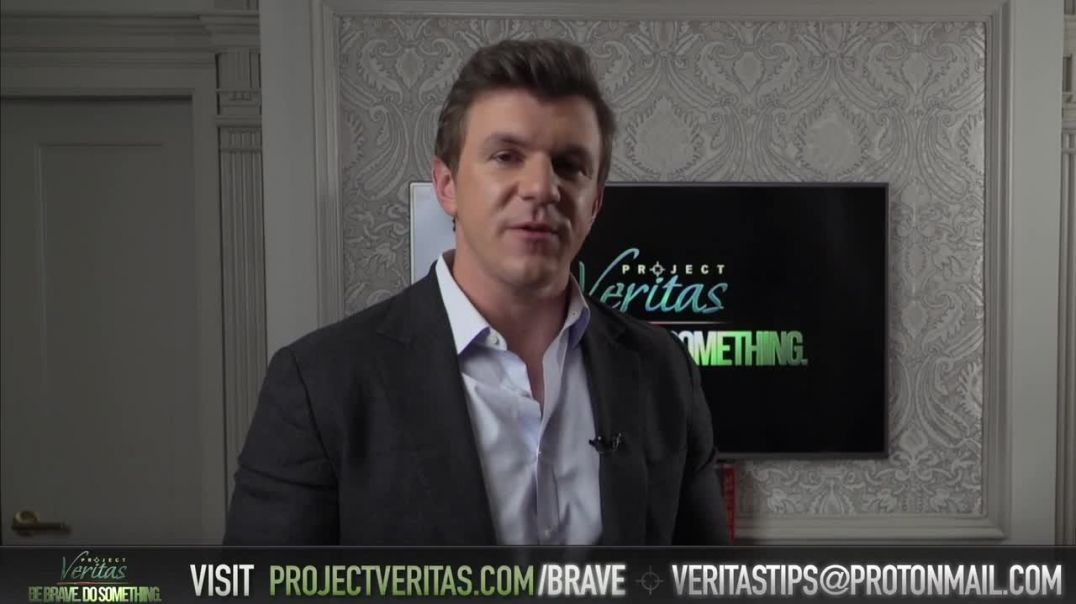 """Covid """"vaccine"""" whistleblowers incoming from Project Veritas"""