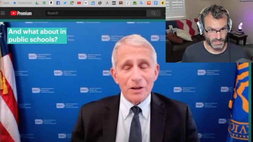 Anti-Science Fauci Pushes the Jab with False Comparables