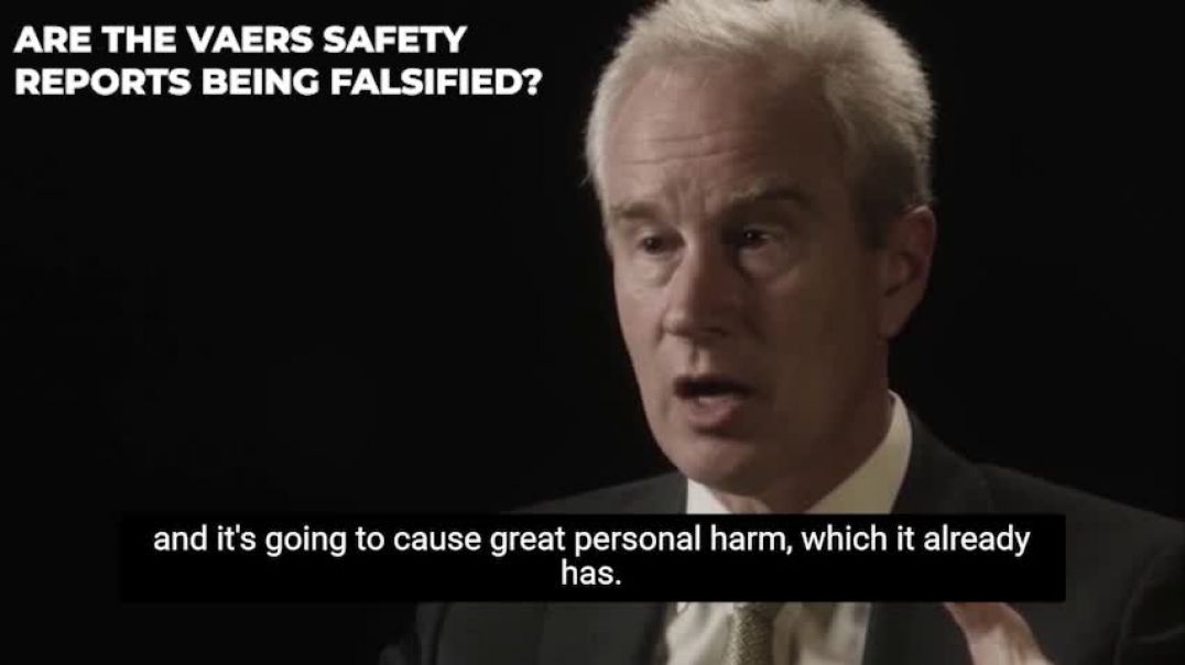 Are the VAERS Safety Reports Being Falsified?